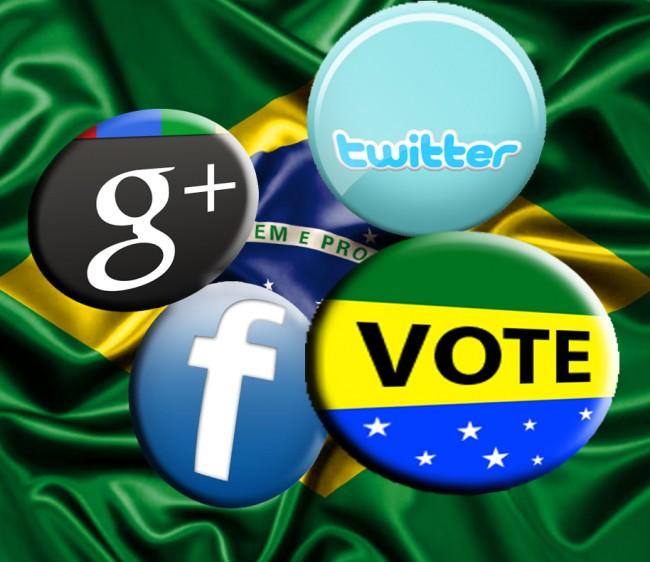 mídias socias e eleição